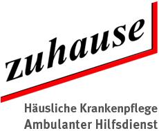 Zuhause - Häusliche Krankenpflege